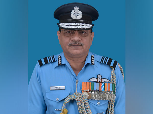 Air Marshal Amit Dev (File photo)