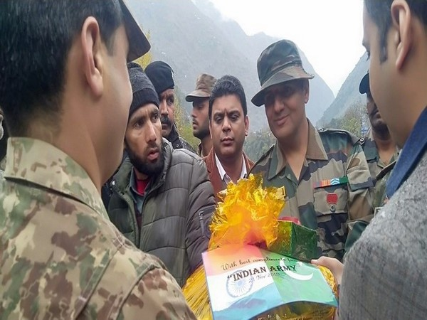 The PoK national was repatriated on humanitarian grounds at the Tithwal crossing point in Tangdhar sector