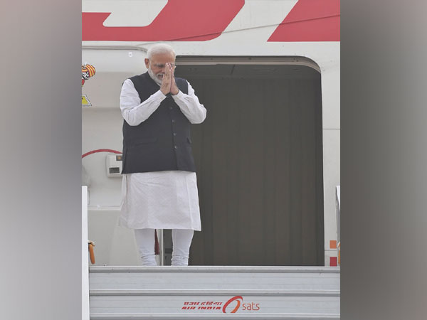 Prime Minister Narendra Modi emplaned for Brazil to attend the 11th BRICS Summit on Tuesday