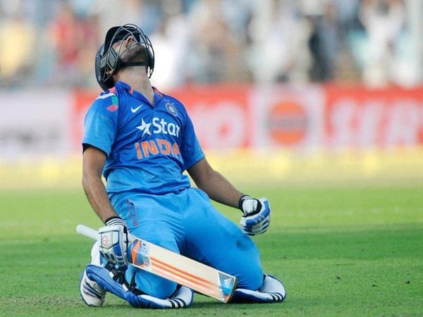 India opening batsman Rohit Sharma (Photo/ ICC Twitter)