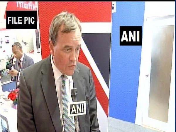 British High Commissioner to India, Sir Dominic Asquith