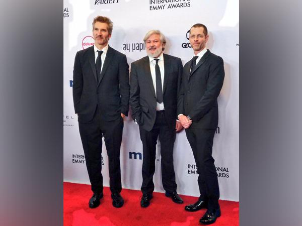 David Benioff, Conleth Hill and DB Weiss