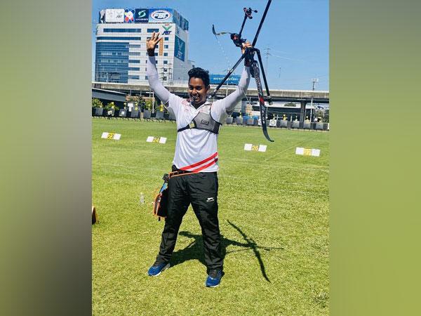 Archer Atanu Das (Photo/ SAI Media Twitter)