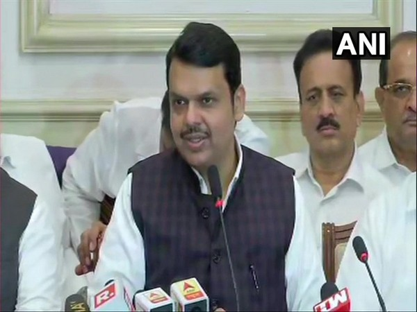 Former Maharashtra Chief Minister and Leader of Opposition in Maharashtra Assembly Devendra Fadnavis