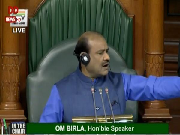 Lok Sabha Speaker Om Birla