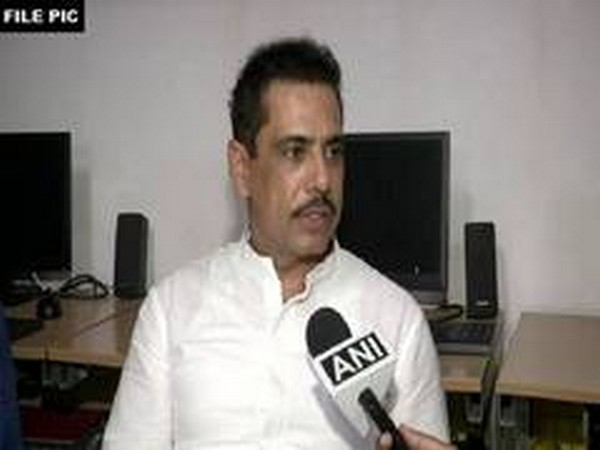 Robert Vadra [Photo/ANI]