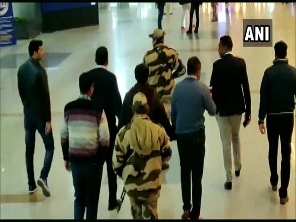 Akhil Gogoi being taken into NIA's custody (File photo)
