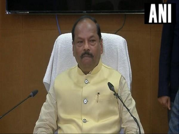 Jharkhand Chief Minister Raghubar Das (file pic)