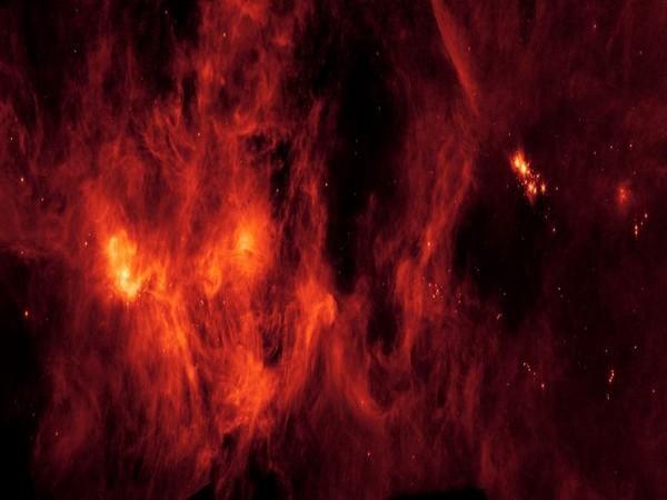 Perseus Molecular Cloud (Image Source: NASA)