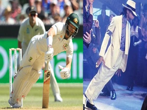 Matthew Wade and Michael Jackson (Photo/ cricket.com.au Twitter)