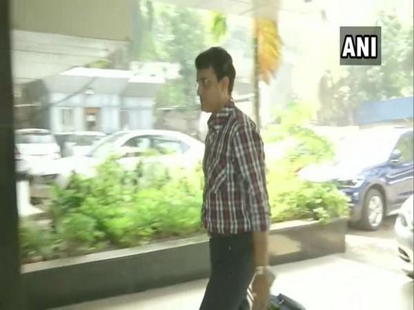 BCCI president Sourav Ganguly arrives at BCCI headquarters in Mumbai on Thursday.