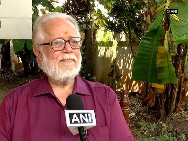 Former ISRO scientist S Nambi Narayan (File photo)