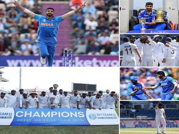 India pacer Jasprit Bumrah (Photo/ Jasprit Bumrah Twitter)