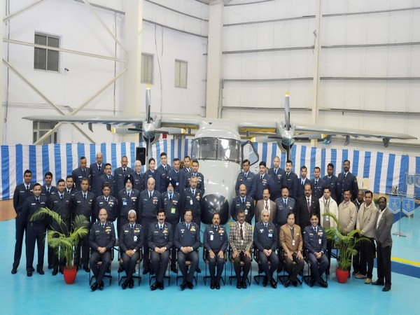 Air Chief RKS Bhadauria formally inducted the Flight Information system (FIS) Dornier aircraft into No 41 Squadron.