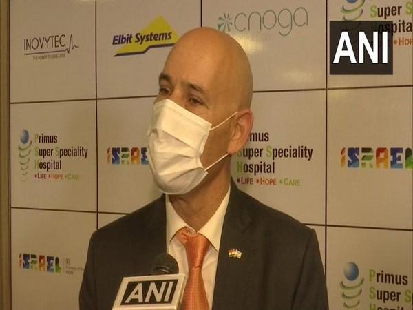 Ambassador of Israel in India, Dr Ron Malka