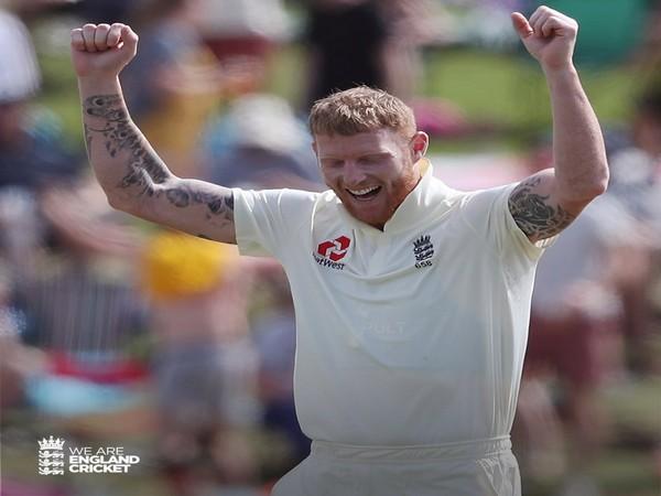 England all-rounder Ben Stokes (Photo/ England Cricket Twitter)