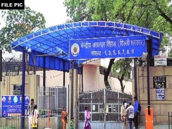 Tihar Jail (File photo)
