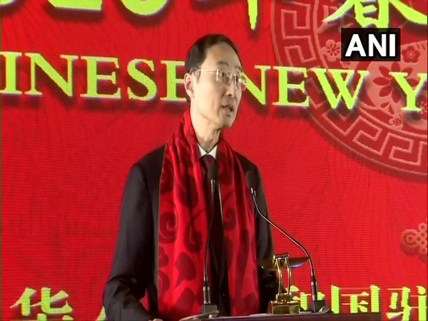 Chinese ambassador to India Sun Weidong (File pic)