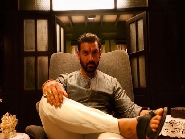John Abraham in first look of film 'Mumbai Saga'