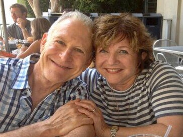 Jeff Greenberg and Marsha Kramer
