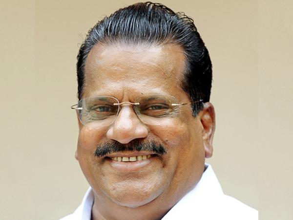 Industries Minister in Kerala EP Jayarajan (File Photo)