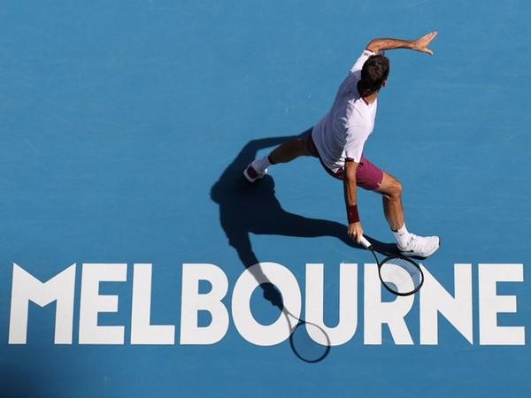 Swiss tennis maestro Roger Federer (Photo/ Australian Open Twitter)