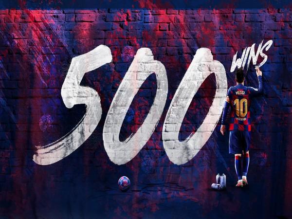 Barcelona striker Lionel Messi (Photo/ FC Barcelona Twitter)