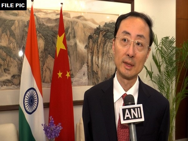 Sun Weidong,Chinese Envoy to India.