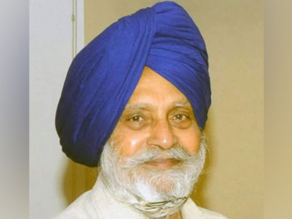 Senior SAD leader Charanjit Singh Atwal (SAD Twitter account)