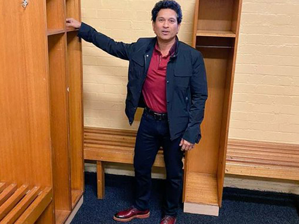 Former India cricketer Sachin Tendulkar (Photo/ Sachin Tendulkar Twitter)