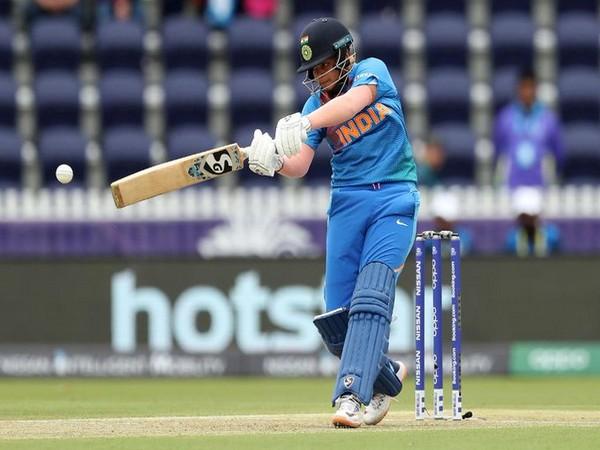 India's batswoman Shafali Verma (Photo/ T20 World Cup Twitter)