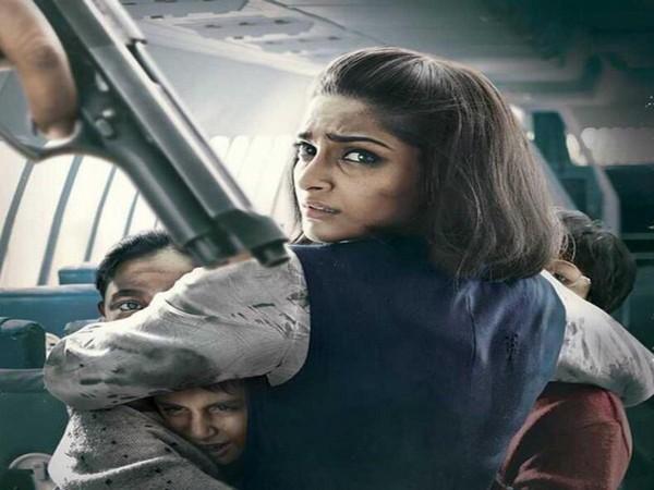 Sonam Kapoor in a still from 'Neerja' (Image Source: Twitter)