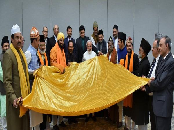PM Modi handsover 'Chadar' for Ajmer Sharif Dargah on Friday.