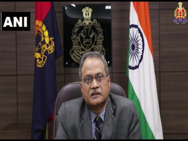Uttar Pradesh DGP HC Awasthi speaking about security arrangements ahead of US President Donald Trump's visit.