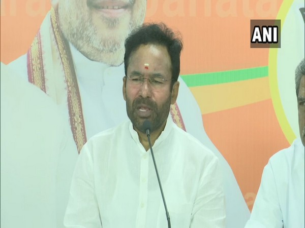 Union Minister of State for Home G Kishan Reddy [File Photo/ANI]