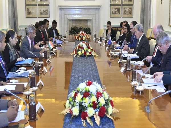 External Affairs Minister S Jaishankar on Wednesday met New Zealand Deputy Prime Minister Winston Peters and Trade Minister David Parker