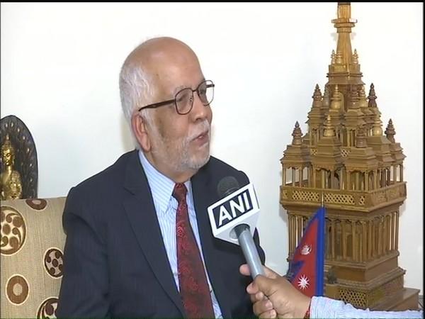 Nepal Ambassador to India Nilamber Acharya (File Photo)