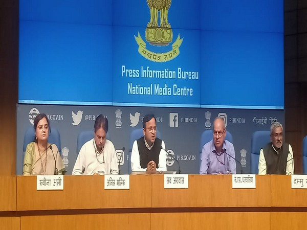 Joint press conference by various Ministry on Thursday.