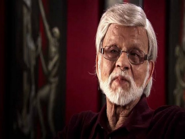 Painter and Architect Satish Gujral (Image courtesy: Twitter)