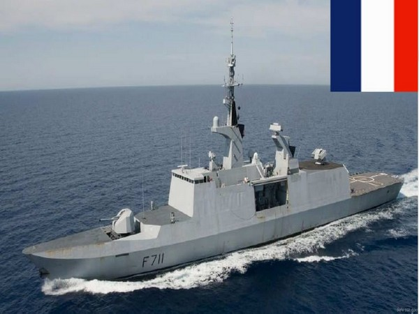 Indian Navy (IN) - European Union Naval Force (EUNAVFOR) Joint Naval Exercise in the Gulf of Aden commencing today (ANI)