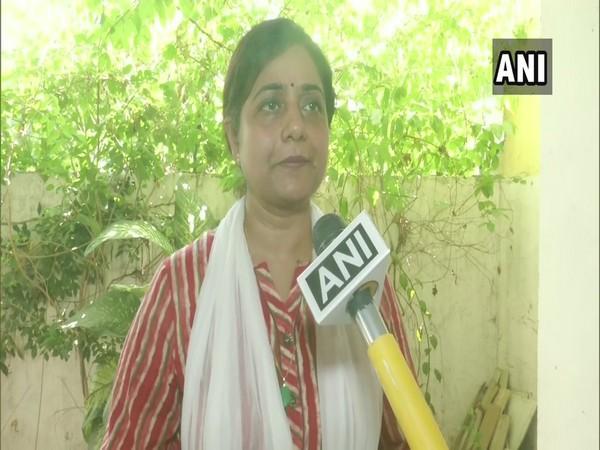 Dr. Geeta Rai speaking to ANI on Tuesday