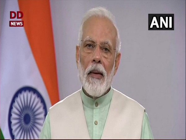 PM Modi expressed gratitude towards countrymen for participating in 'Janata curfew' on March.