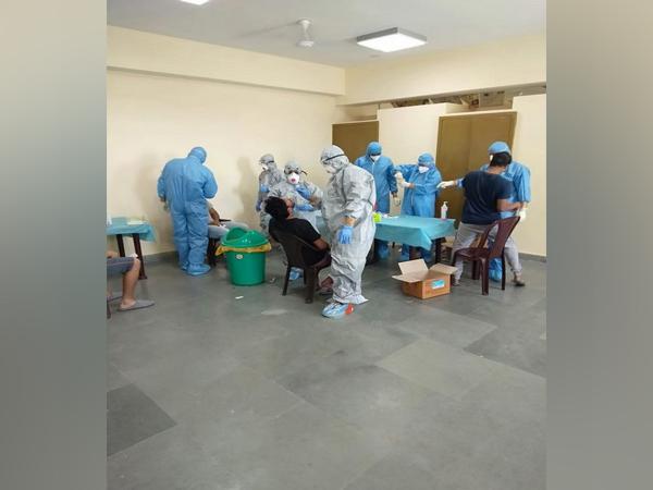 ITBP facility at Chhawla