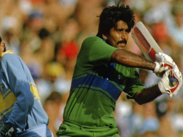 Former Pakistan skipper Javed Miandad (Photo/ ICC Twitter)