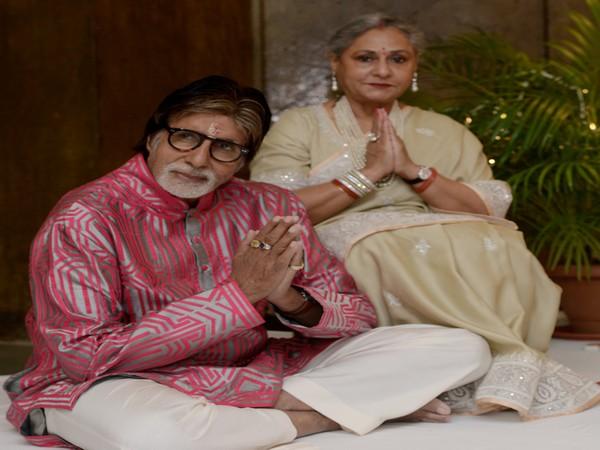 Amitabh Bachchan and Jaya Bachchan (Image courtesy: Twitter)