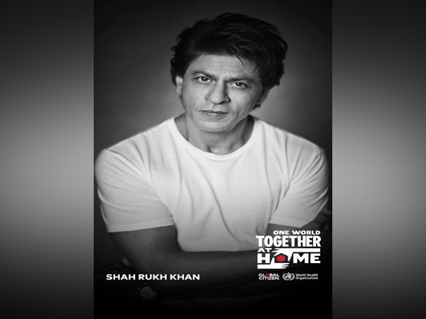 Shah Rukh Khan (Image courtesy: Twitter)