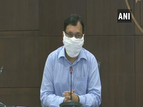 Amit Mohan Prasad, State Principal Health Secretary (Photo/ANI)