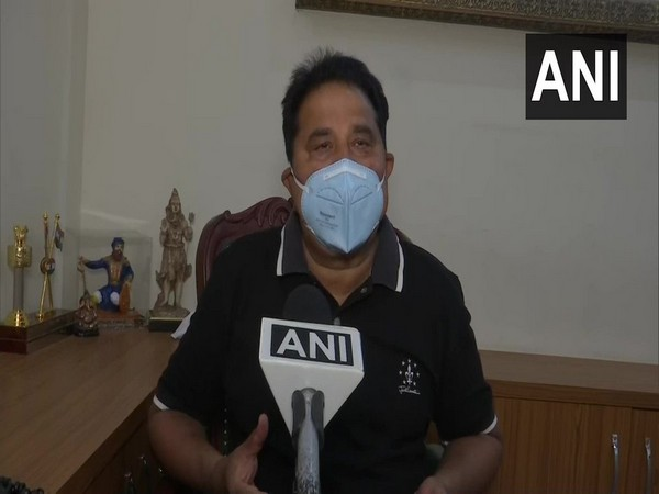 Om Parkash Soni, Punjab Medical Education and Research Minister speaking to ANI on Thursday (Photo/ANI)