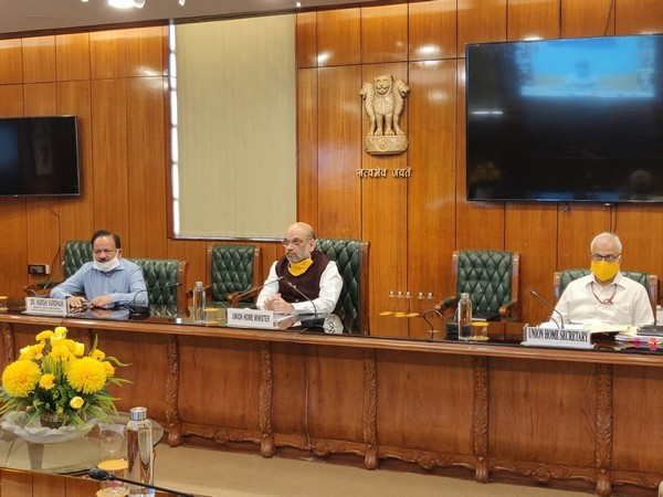 Safety and dignity of our doctors at their work-place are non-negotiable, said Home Minister Amit Shah during the video conference with the IMA representatives on Wednesday. Photo/ANI