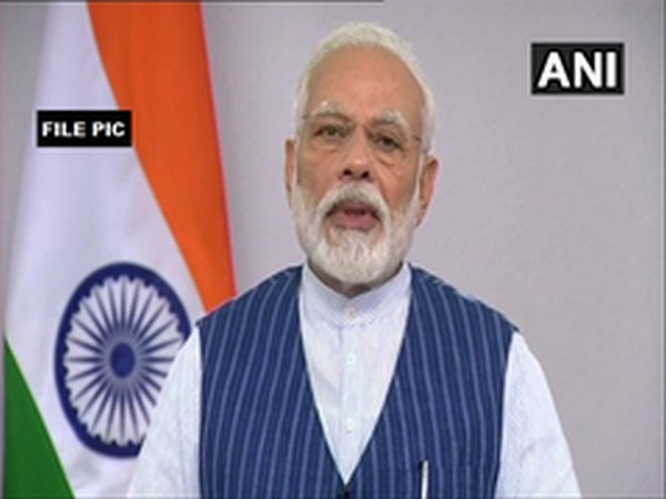 Prime Minister Narendra Modi (File Photo/ANI)